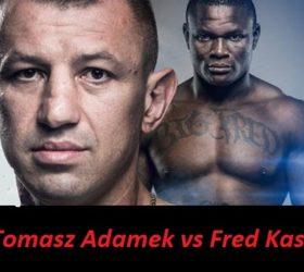 Видео боя Томаш Адамек – Фред Касси – Tomasz Adamek vs Fred Kassi