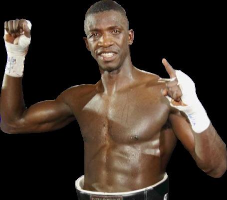Эл Сендс - американский боксер профессионал