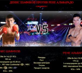 Видео боя Денис Шафиков – Рене Альварадо – Denis Shafikov vs Rene Alvarado