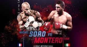 Fight Michel Soro vs Ivan Montero