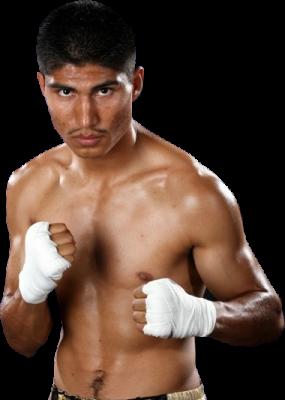 Мигель Гарсия — американский боксёр профессионал