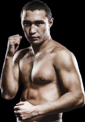 Сергей Липинец — российский боксёр профессионал