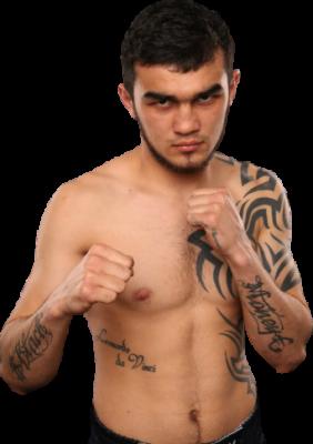 Шавкат Рахимов - непобежденный российский боксер профессионал