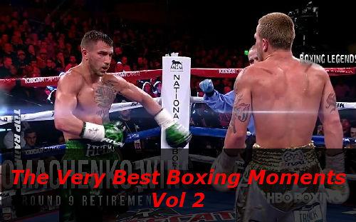 Самые лучшие моменты бокса   Часть 2