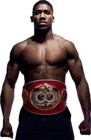 Энтони Джошуа — британский боксёр профессионал