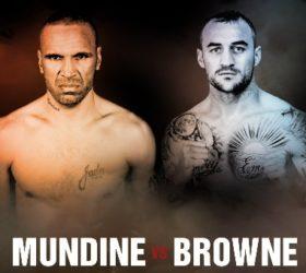 Видео боя Энтони Мандайн – Томми Браун – Anthony Mundine vs Tommy Browne