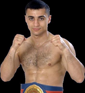 Давид Аванесян — российский боксёр-профессионал