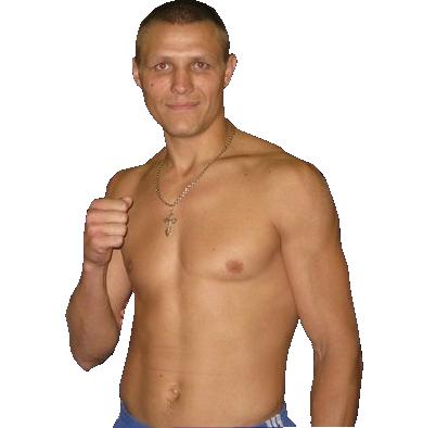 Дмитрий Сухотский — российский боксёр-профессионал