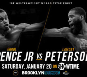 Видео боя Эррол Спенс-мл – Ламонт Петерсон – Errol Spence Jr vs Lamont Peterson