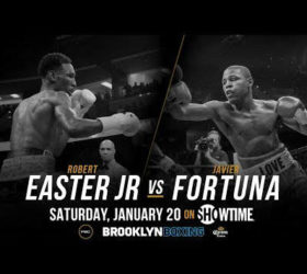 Видео боя Роберт Истер мл – Хавьер Фортуна – Robert Easter Jr vs Javier Fortuna