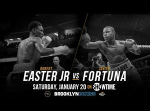 Fight Robert Easter Jr vs Javier Fortuna