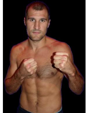 Сергей Ковалёв — российский боксёр профессионал