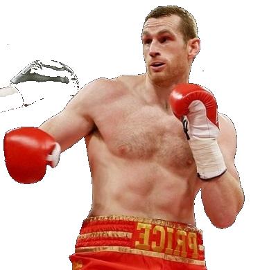 Дэвид Прайс — британский боксёр профессионал