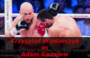 Бой Кшиштоф Влодарчик против Адам Гадаев