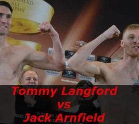 Видео поединка Томми Лэнгфорд vs Джек Арнфилд — Tommy Langford vs Jack Arnfield