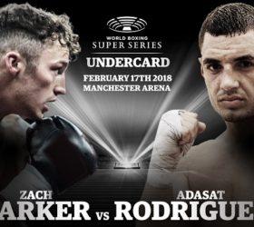 Видео поединка Зак Паркер vs Адасат Родригес — Zach Parker vs Adasat Rodriguez