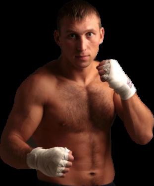 Андрей Сироткин — российский боксер профессионал