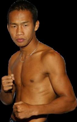 Дауд Йордан - индонезийский боксер профессионал