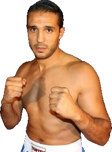 Мехди Амар - французский боксер профессионал