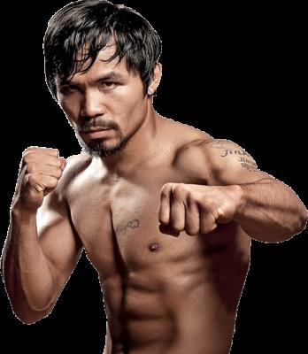 Мэнни Пакьяо - филиппинский боксёр профессионал