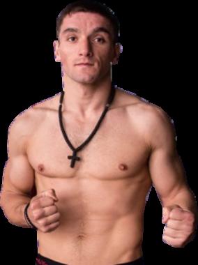 Николози Гвиниашвили - грузинский боксер профессионал