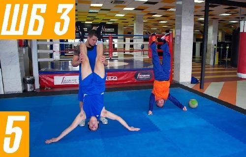 Уроки Бокса от Константина Цзю — 3 Этап. Тренировка 2 — Серия 3