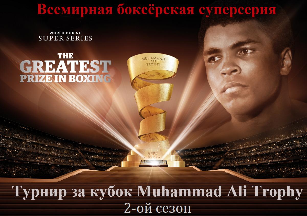 Всемирная боксерская суперсерия — 2 сезон. WBSS 2