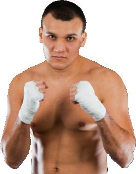 Максим Власов — российский боксёр