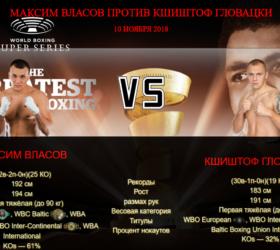 Видео боя Максим Власов — Кшиштоф Гловацки  — Maksim Vlasov vs Krzysztof Glowacki