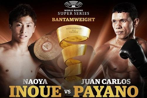 Бой Наоя Иноуэ против Хуан Карлос Пайано