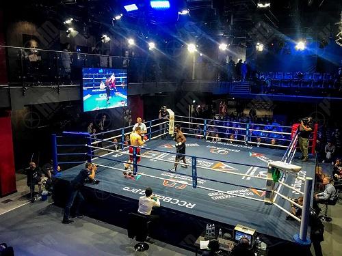 Арена Академии единоборств РМК