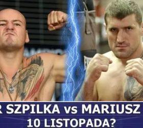 Бой Артур Шпилка против Мариуш Вах