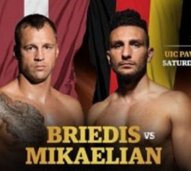 Видео боя Майрис Бриедис — Ноэль Гевор — Mairis Briedis vs Noel Gevor