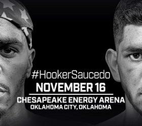 Видео боя Морис Хукер — Алекс Сауседо / Maurice Hooker vs Alex Saucedo