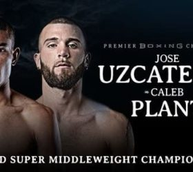 Видео боя Хосе Узкатеги — Калеб Плант / Jose Uzcategui vs Caleb Plant