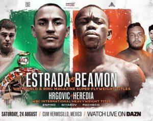 Juan Francisco Estrada vs Dewayne Beamon