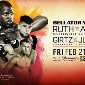 Bellator 239: Прямая трансляция