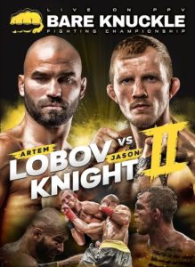 Артем Лобов - Джейсон Найт - 2 - реванш / ARTEM LOBOV VS. JASON KNIGHT II