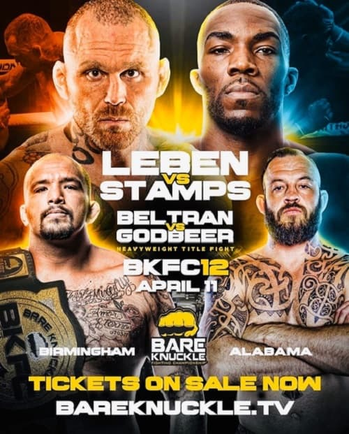 Bare Knuckle FC 12