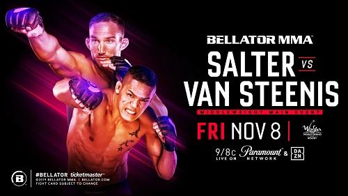 Bellator 233 - Прямая трансляция