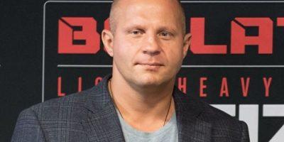 Федор Емельяненко провел встречу где отвечал на вопросы о жизни и карьере (Видео)