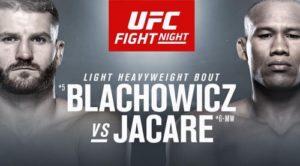 Видео боя Ян Блахович - Роналду Соуза / UFC Fight Night 164