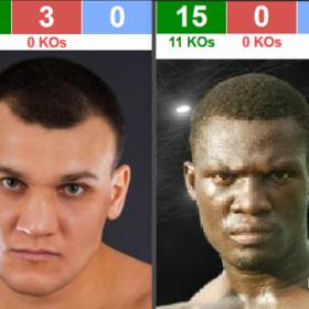 Максим Власов выйдет на ринг против Эммануэля Мартея