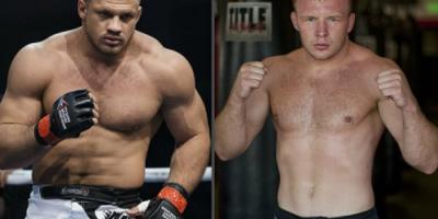 Шлеменко и Штырков выйдут на ринг на турнире RCC 7