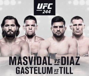 UFC 244 - Прямая трансляция