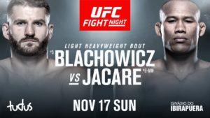 UFC Fight Night 164 - Прямая трансляция