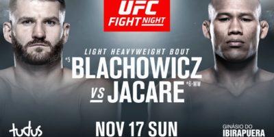Прямая  онлайн трансляция турнира UFC Fight Night 164 — Прямой эфир