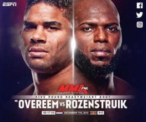 Прямая трансляция турнира UFC on ESPN 7