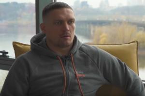 Александр Усик - о команде/ подготовке к бою / смене соперника (Видео)