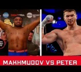 Видео боя Арсланбек Махмудов — Сэмюэл Питер